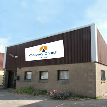 Calvary Church Gorey Building Fund Image